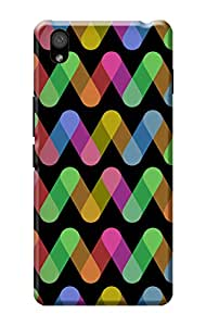 One Plus X Cover KanvasCases Premium Designer 3D Printed Hard Back Case for OnePlus X