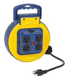 Alert+Stamping Alert Stamping 3525AC Retractable Power Cord Reel