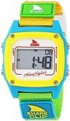 Freestyle Womens FS84862 Shark Clip Digital White Neon Nylon