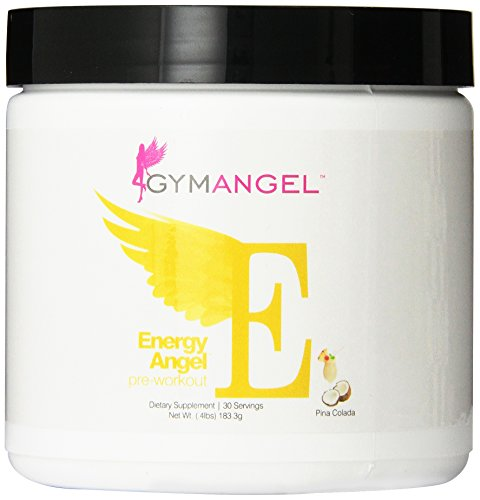 Gym Angel Energy Drink, Pina Colada, 183.3 Gram (Gym Angel Energy Angel compare prices)