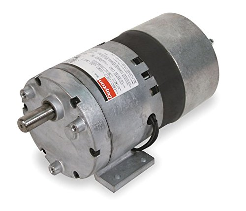Dayton Ac Parallel Shaft Gear Motor 2 Rpm, 1/10Hp 115 Volts 60Hz. (1L490) Model 1Lpn7