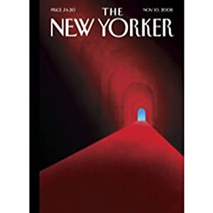 The New Yorker, November 10th, 2008 (Ian Parker, Malcolm Gladwell, Lizzie Widdicombe) Periodical