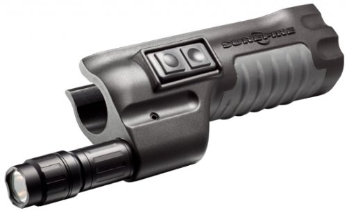 SureFire 618LMG Remington 870 Shotgun Forend 100-Lumen LED Weapon Light with Constant-On & Disable Switch