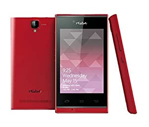 Wham Android Wifi Smartphone M 5 in Red Color