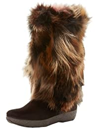 Tecnica Women's 11 Yaghi 3 Fur Boot
