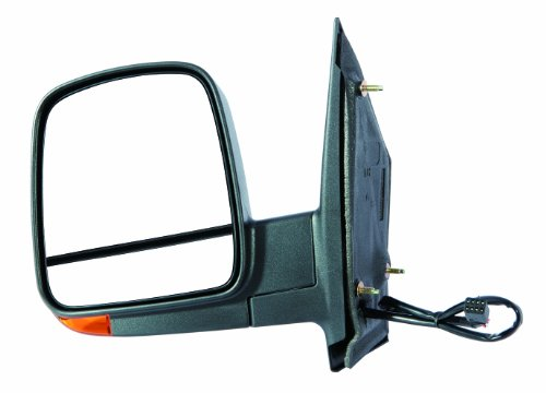 Depo 335-5429L3EFH2 Chevy Express/GMC Savana Driver Side Textured Heated Power Mirror with Turn Signal оптика depo спб