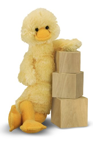 Melissa & Doug Princess Soft Toys Longfellow Duck