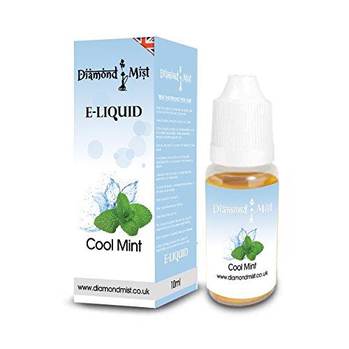 Diamond Mist 10 ml Cool Mint E-Liquid