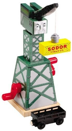 Thomas And Friends Wooden Railway - Cranky the Crane