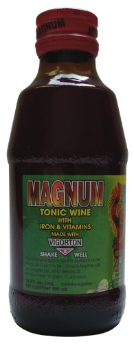 Magnum discount duty free MAGNUM Tonic Wine 200ml Bottle