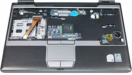 - Dell Latitude D420