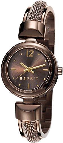 Esprit Mujer-reloj analógico de cuarzo de acero inoxidable Josie ES900772004