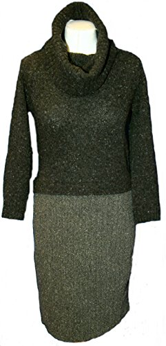 weekend-by-max-mara-rosano-dark-grey-mohair-knitted-dress-size-small-rrp-199