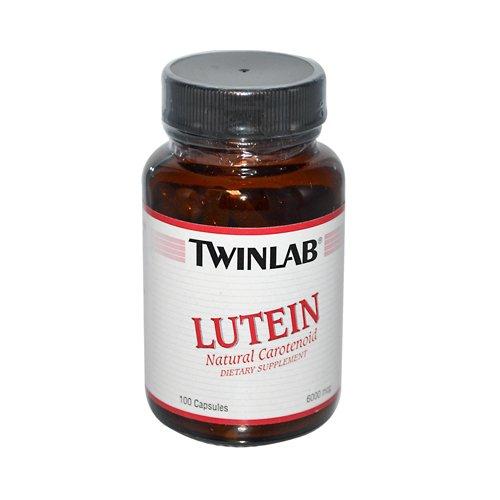 Twinlab Lutein 6000 Mcg 100 Capsules