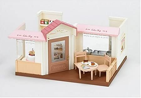 Stylish party-Mi -49 stylish cake shop ~ candle light Sylvanian Families forest (japan import)