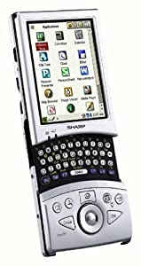Sharp Zaurus SL-5500 PDA