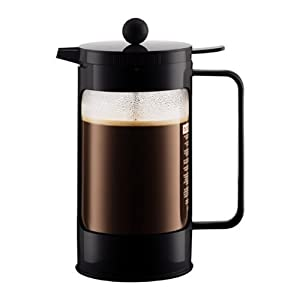 Bodum Bean French Press Coffeemaker with Locking Lever Lid, 8-Cup (34-Ounce) at Sears.com