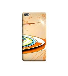 EPICCASE Premium Printed Mobile Back Case Cover With Full protection For Xiaomi Mi 5 (Designer Case)