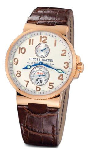 Ulysse Nardin Men's 266-66 Maxi Marine Gold Watch