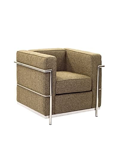 Modway Charles Petite Wool Armchair