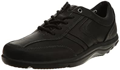 Rockport Men's Twwt Waterproof Moc Front Black Lace Up K59562 7.5 UK
