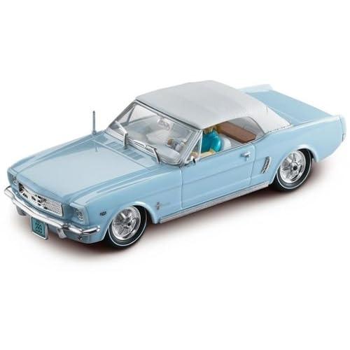 Carrera Evolution Ford Mustang Convertible   James Bond 007