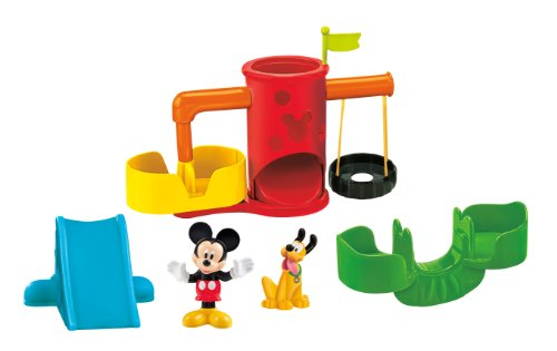 Fisher-Price Mickey Mouse Clubhouse - Mickey's Playground - 1