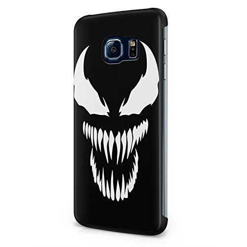 Venom Spiderman Carnage Symbiote Villian Hard Snap-On Protective Case Cover For Samsung Galaxy S6 Edge