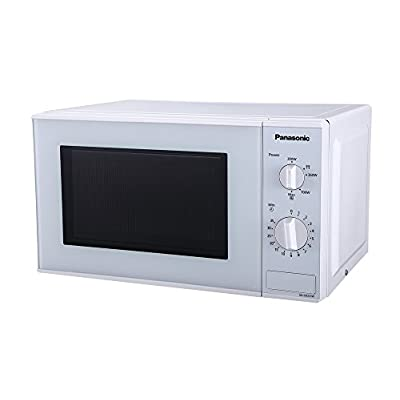 Panasonic NN- SM255WFDG 20-Litre Solo Microwave (White)