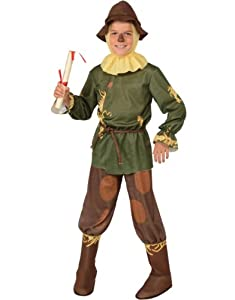 Wizard of Oz Halloween Sensations Scarecrow Costume (75th Anniversary Edition)
