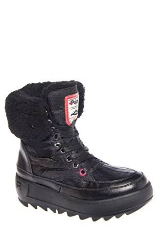 Princess Platform Winter Boot