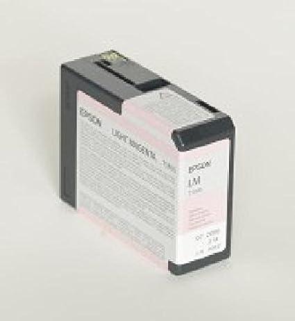 EPSON c13T580600 sT pRO3800 lM encre magenta clair 80 ml