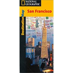 National Geographic DestinationMap: San Francisco