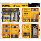 Dewalt 100-piece Impact Screwdriving Bit Set