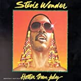 echange, troc Stevie Wonder, Clarence Paul - Hotter Than July