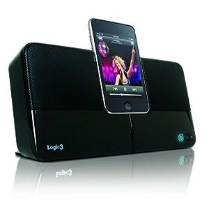41PAZtJvA0L. SL500 AA300  Logic3 i Station RTV Docking für iPhone & iPod für 29,99€ inkl. Lieferung
