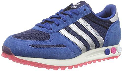 adidasLA Trainer - Sneaker donna , Blu (Blau (Dmarin/Msilve/Con)), 43 1/3