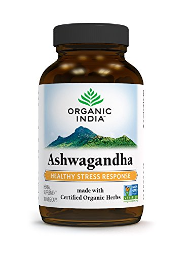 Inde bio Veg Ashwagandha Capsules - le meilleur