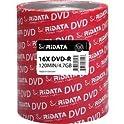 100-Pack RiDATA 4.7GB DVD-R Blank Media