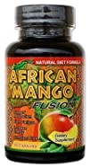 Fusion Diet Systems African Mango Fusion With IGOB131 60