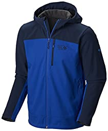 Mountain Hardwear Paladin Hooded Jacket - Men\'s Azul/Collegiate Navy X-Large