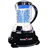nanowell® - SwissWave® Hexagonal Water Maker for Home with One Mineral Cube