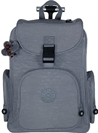 Kipling Alcatraz II Wheeled Backpack with Laptop Protection - Steppe Gray