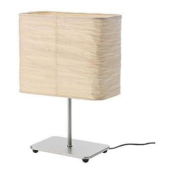 Ikea lampe de table magnarp 35cm papier de riz for Lampe en papier de riz
