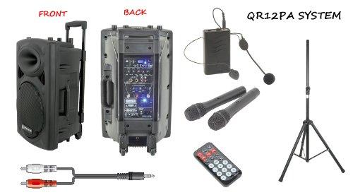 nueva-serie-qr-unidad-cableado-de-banda-para-cuello-cinturon-pa-altavoz-en-un-juego