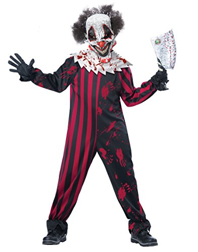California Costumes Killer Klown Child Costume