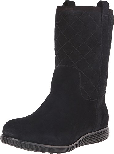 Cole Haan Women's Roper Grand Winter Boot, Black Suede, 8.5 B US (Cole Haan Dress Boots For Women compare prices)