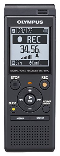 olympus-vn-741pc-mp3-digital-voice-recorder-with-4-gb-flash-memory-and-built-in-usb-black