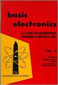 Book on basic electronics