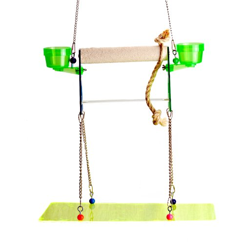 Image of Polly's Suspended Bird Stand, X-Large (B009P4Q85I)
